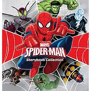 Spider-Man Storybook Collection Book 7741055952331P