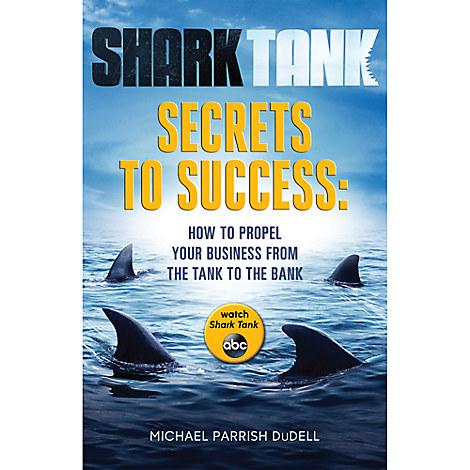 Shark Tank Secrets to Success Book