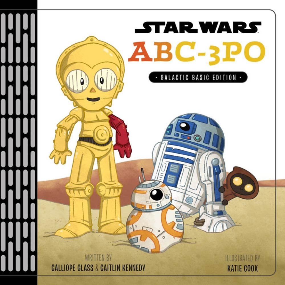 Star Wars: ABC-3PO Book