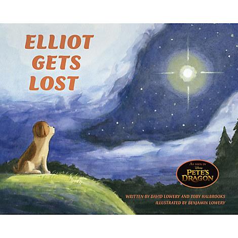 Pete's Dragon: Elliot Gets Lost Book