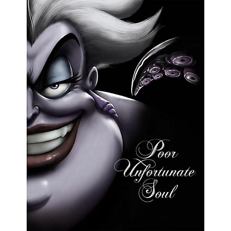 Ursula - Poor Unfortunate Soul Book