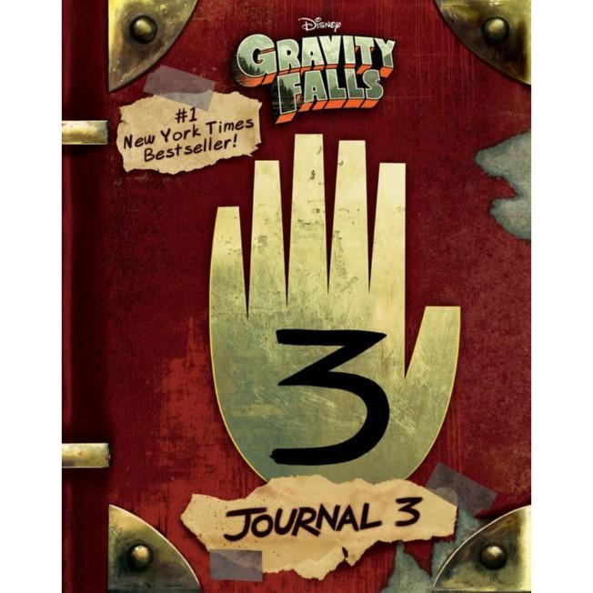 Gravity Falls: Journal 3 Book