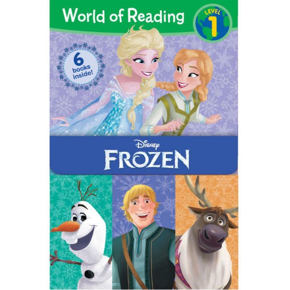 Frozen: World of Reading Box Set Official shopDisney