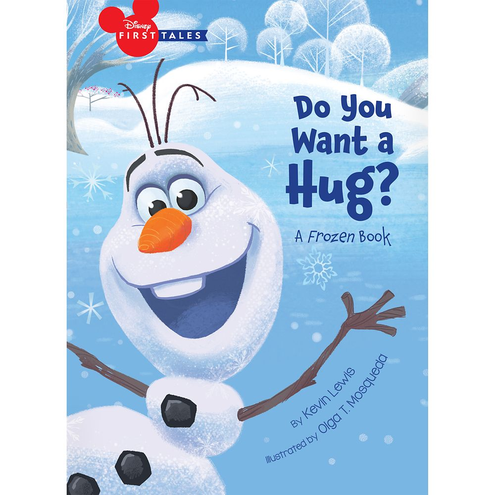 Frozen: Do You Want a Hug? Book