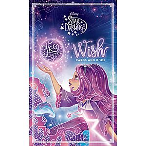 Star Darlings Wish Cards and Book Set