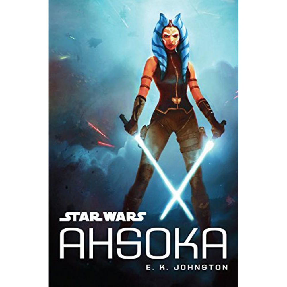 Star Wars: Ahsoka Book Official shopDisney