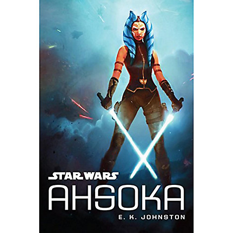 Star Wars: Ahsoka Book