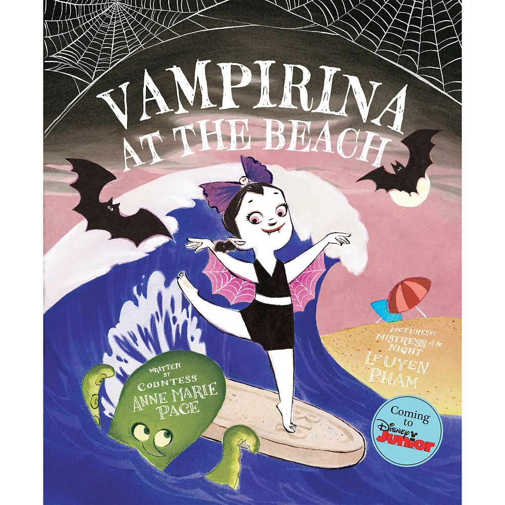Vampirina at the Beach Book