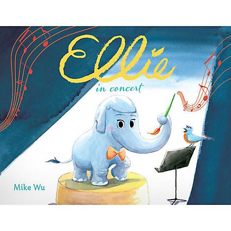 Ellie in Concert Book