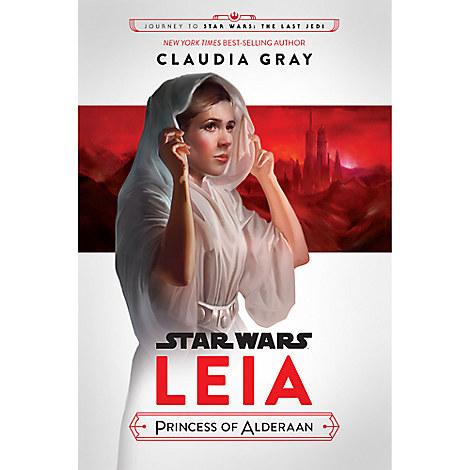 Leia: Princess of Alderaan Book