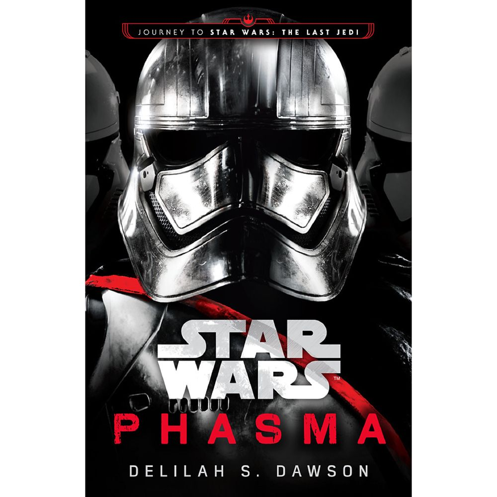Journey to Star Wars: The Last Jedi – Star Wars: Phasma Book