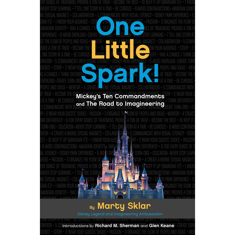 One Little Spark! Book Official shopDisney
