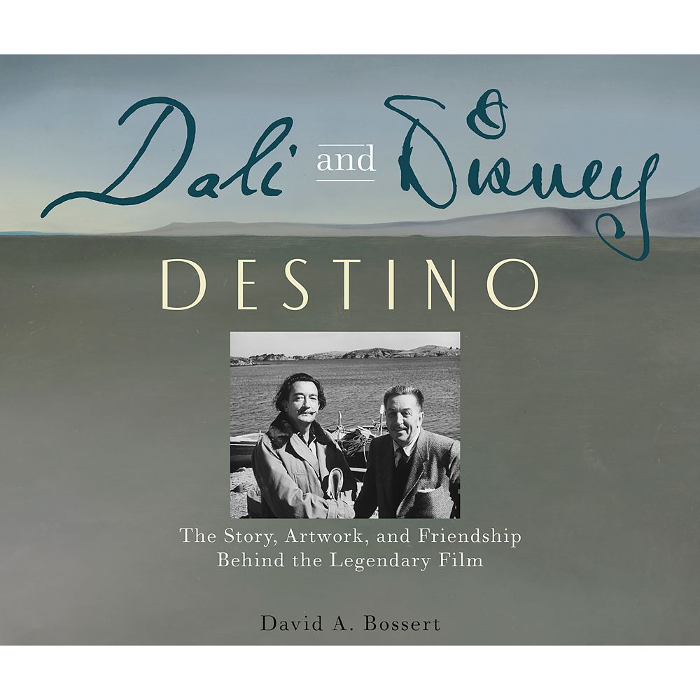 Dali and Disney: Destino Book