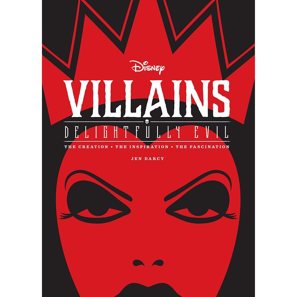 Disney Villains: Delightfully Evil Book