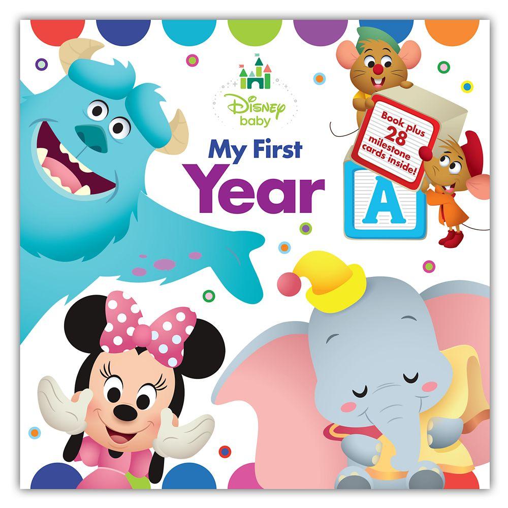 Disney Baby: My First Year Book