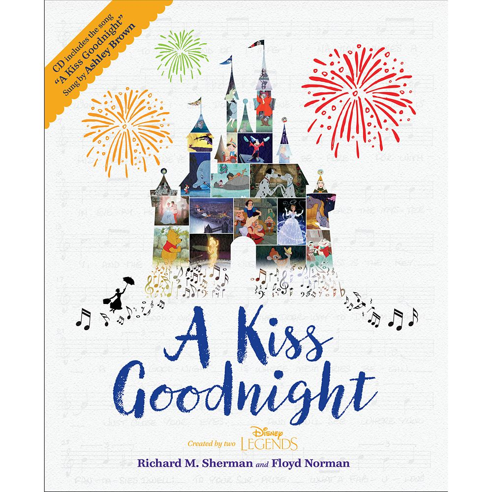 A Kiss Goodnight Book Official shopDisney
