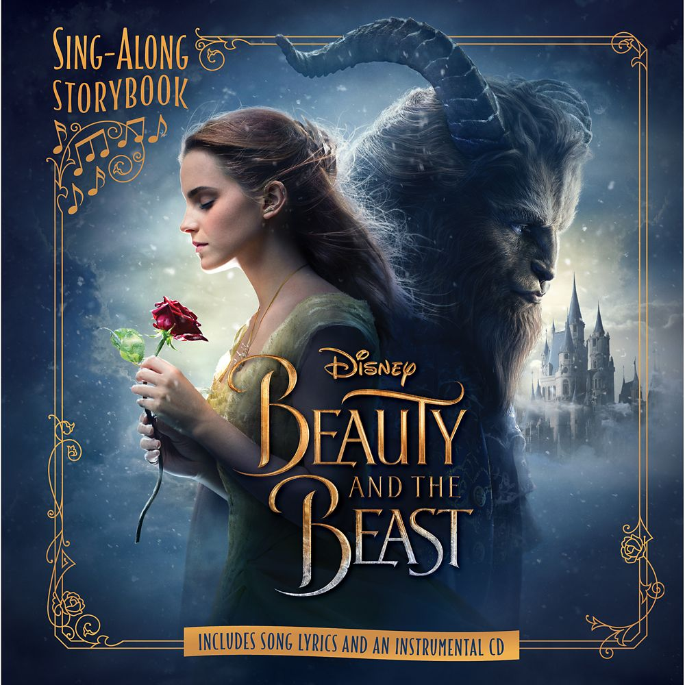 Beauty and the Beast Sing-Along Storybook – Live Action Film