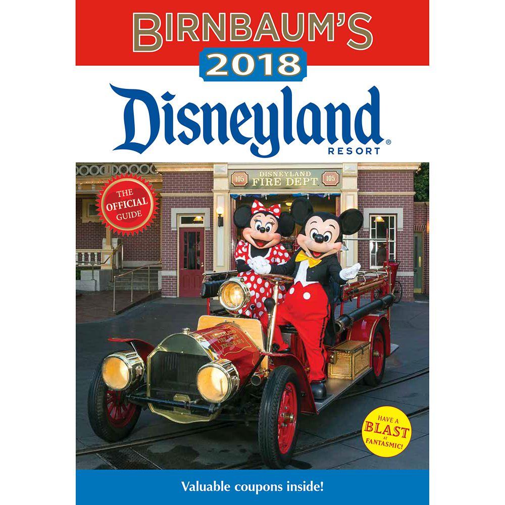 Birnbaum's 2018 Disneyland Resort Guide Book