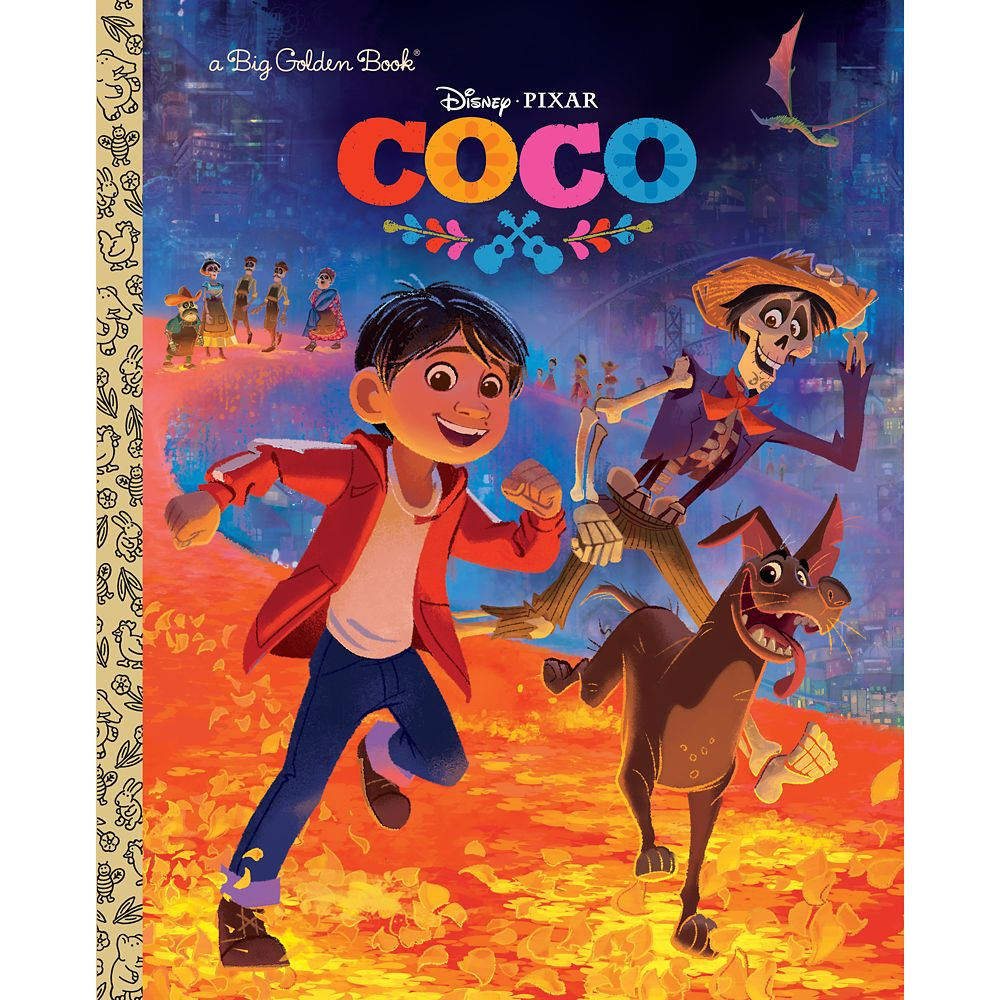Coco Big Golden Book