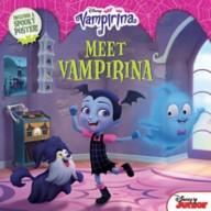 Meet Vampirina Book