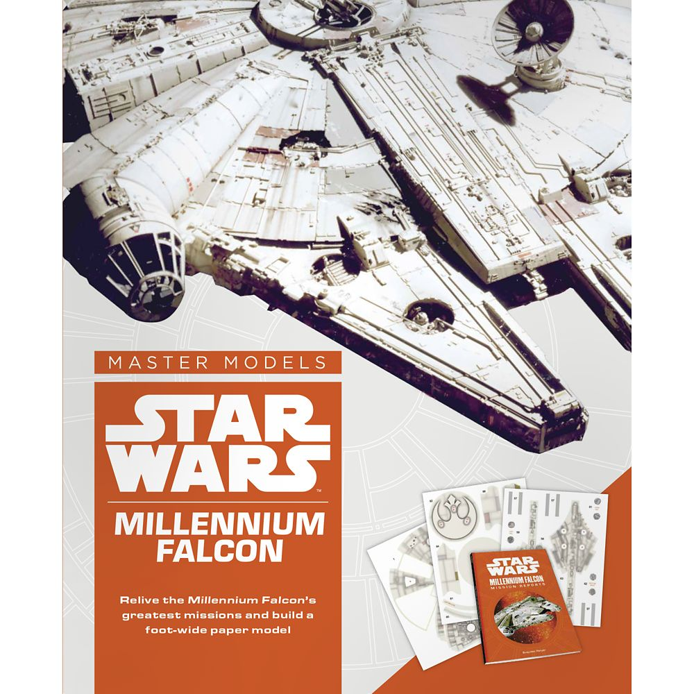 Star Wars: Master Models – Millennium Falcon