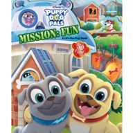 Puppy Dog Pals Mission: Fun Book