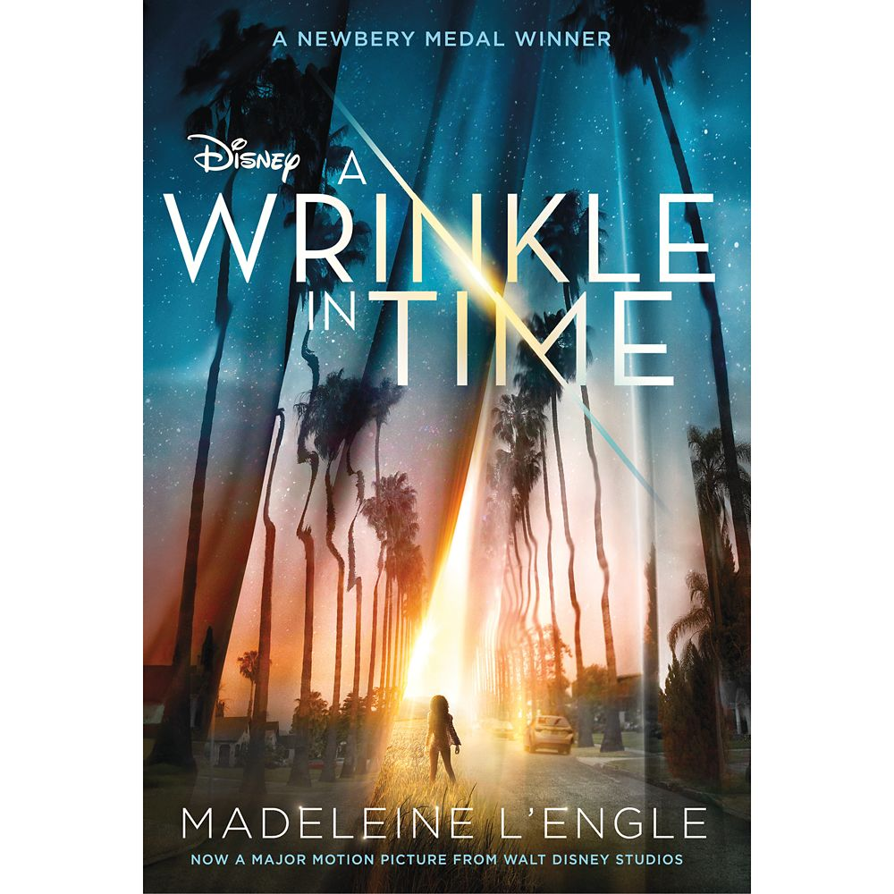 A Wrinkle in Time Book Official shopDisney