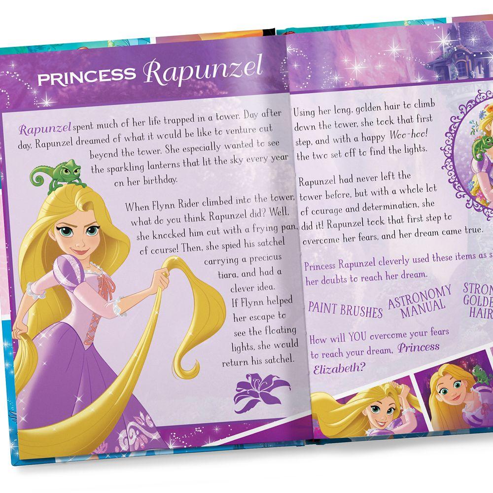 Disney Princess: Dream Big Book – Hardback – Personalizable