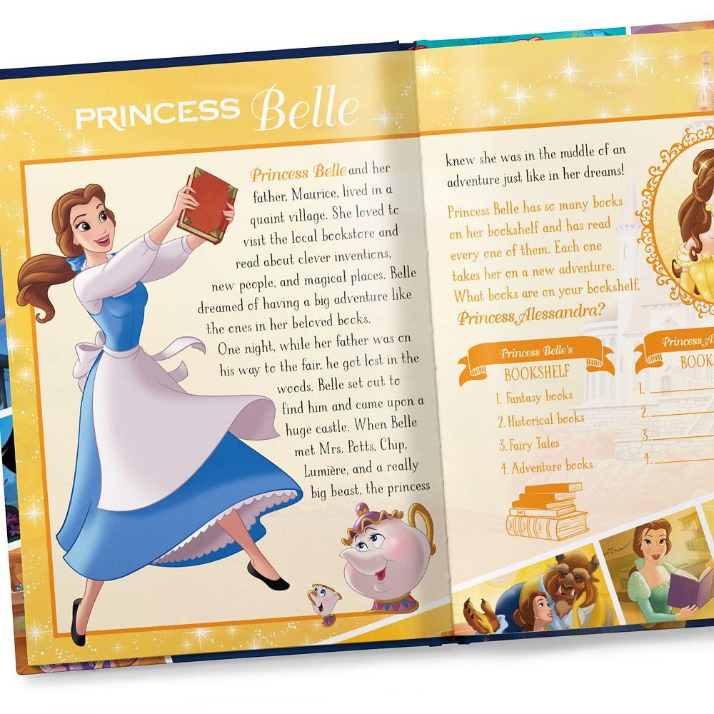 Belle: Dream Big Book – Hardback – Personalizable
