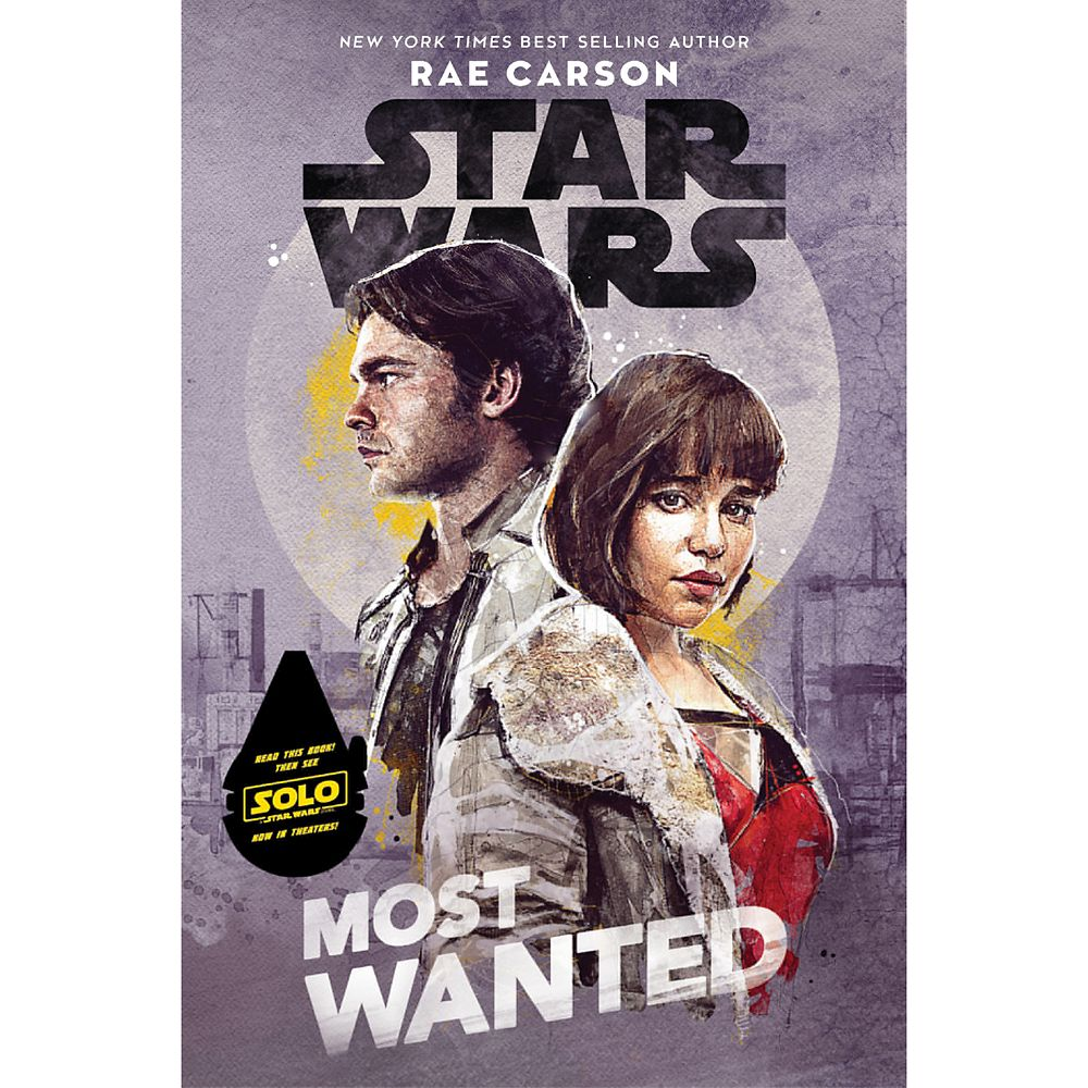 Star Wars: Most Wanted Book