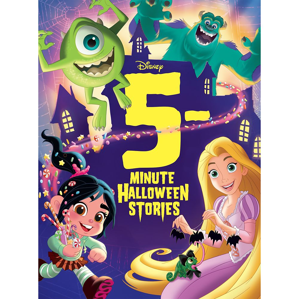 5-Minute Halloween Stories Book Official shopDisney5-Minute Halloween Stories Book Official shopDisney