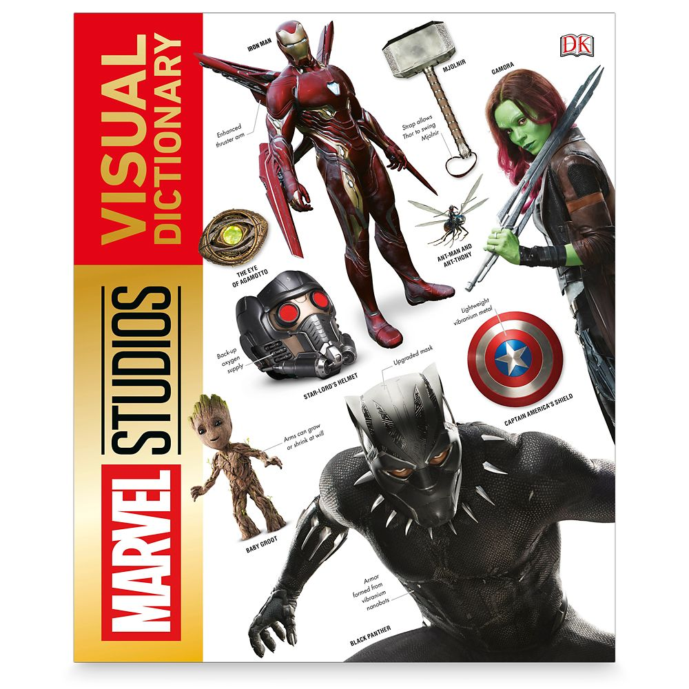 Marvel Studios: Visual Dictionary