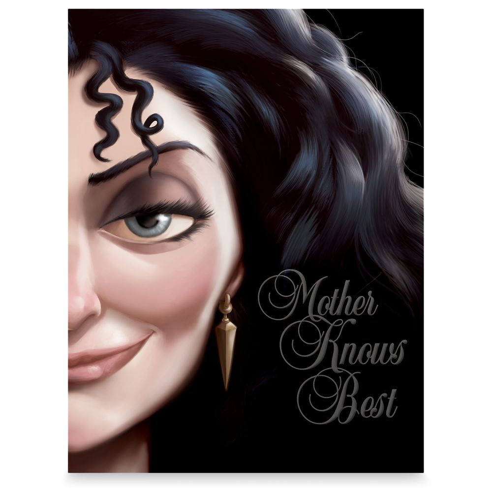 Mother Knows Best: A Tale of the Old Witch Book Official shopDisney