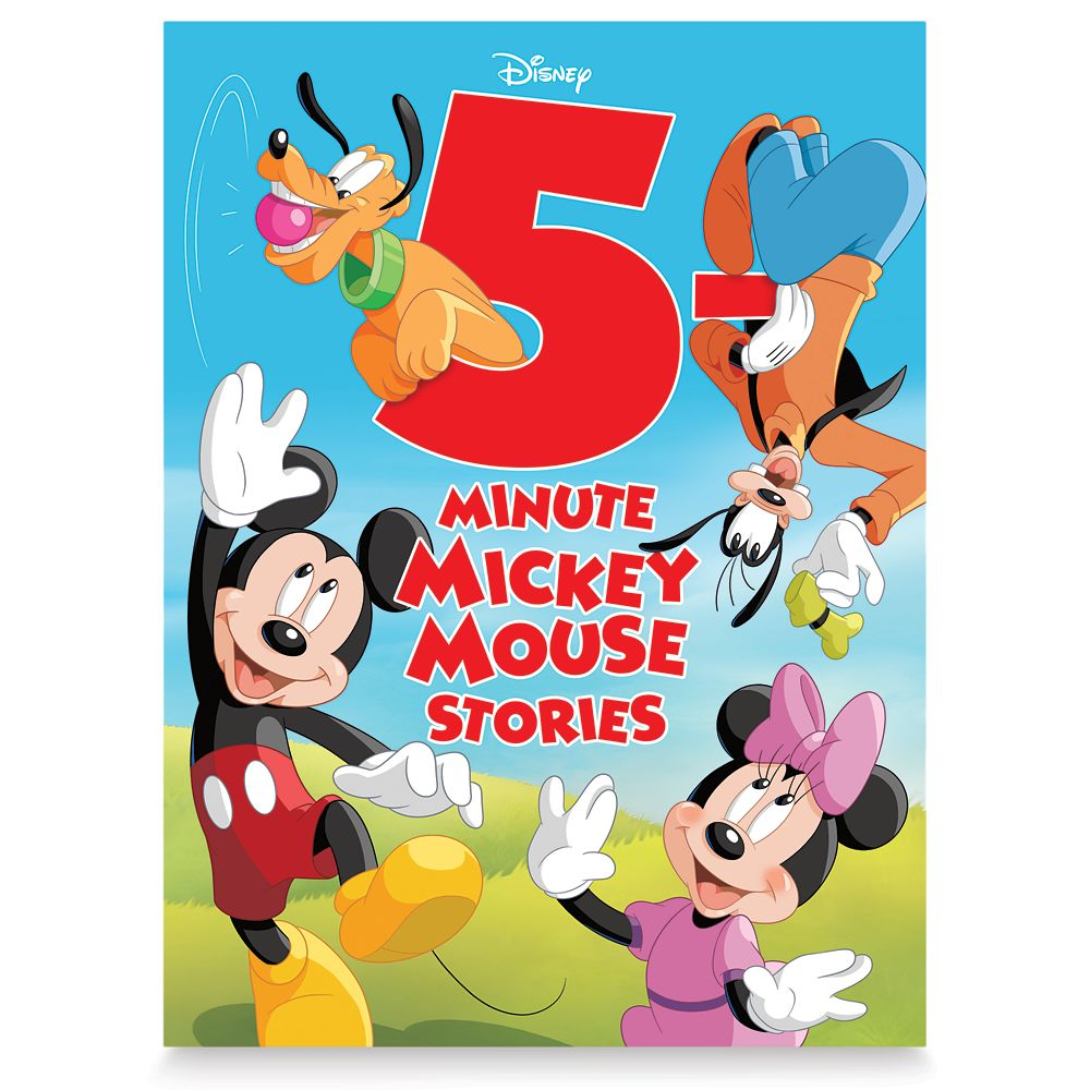 Mickey Mouse 5-Minute Stories Book
