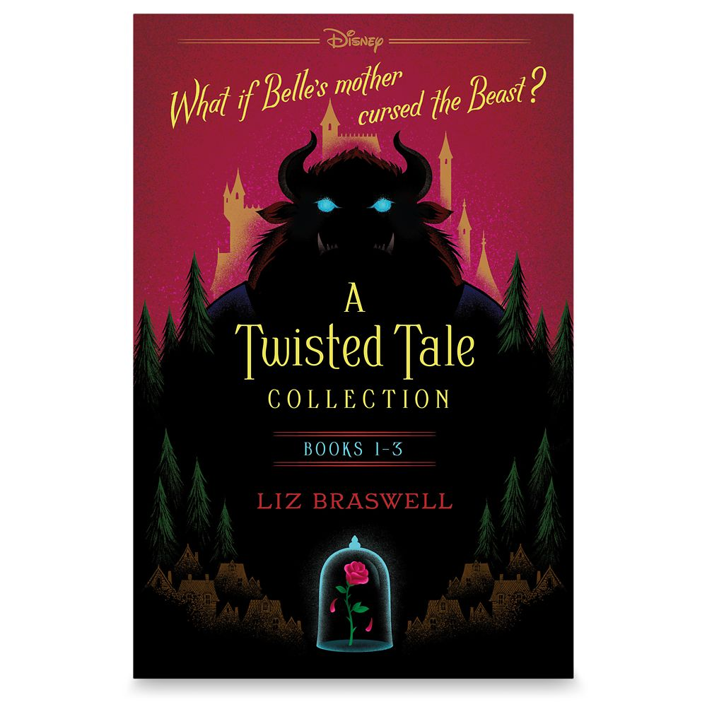 A Twisted Tale Collection: A Boxed Set Official shopDisney