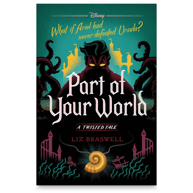 Part of Your World: A Twisted Tale Book
