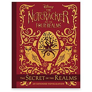 The Nutcracker and the Four Realms: The Secret of the Realms Book