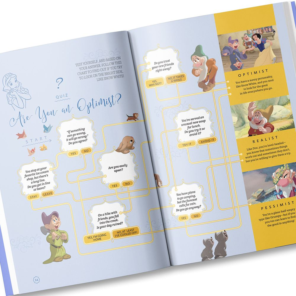 Your Day With Snow White Book – Personalizable