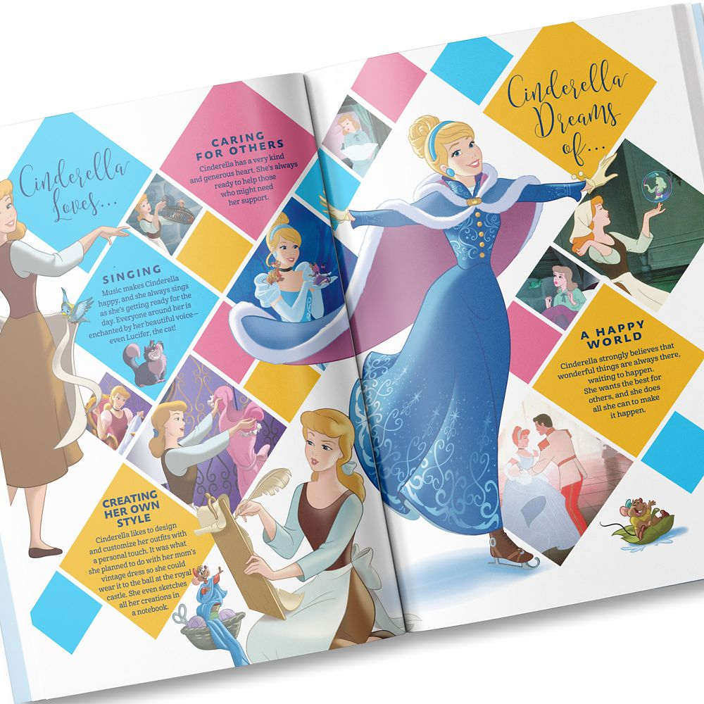 Your Day With Cinderella Book – Personalizable