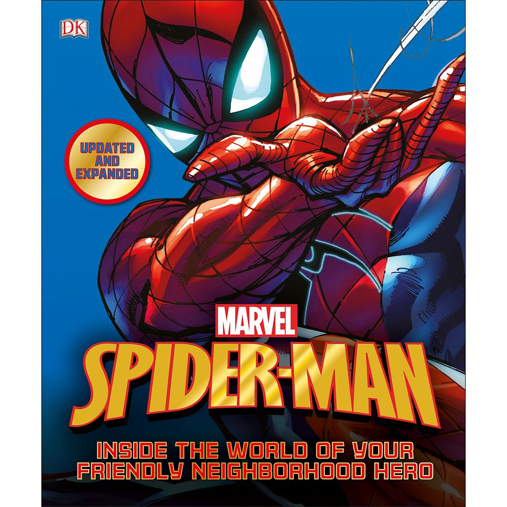 Spider-Man: Inside the World of Your Friendly Neighborhood Hero Book