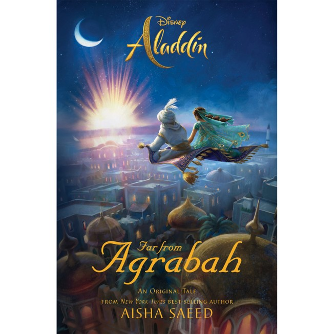 Aladdin: Far From Agrabah Book – Live Action Film