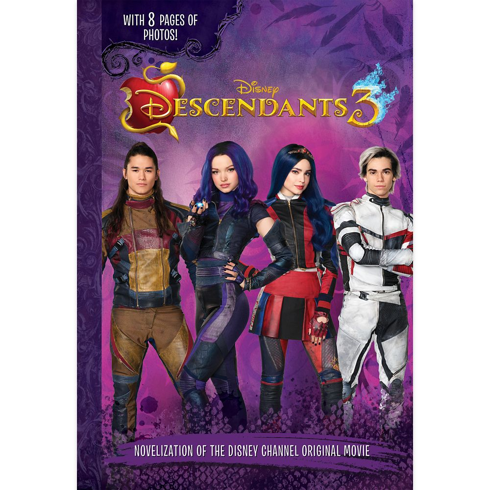 Descendants 3 Book