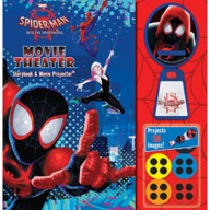 Spider-Man: Into the Spider-Verse Movie Theater Storybook and Movie Projector