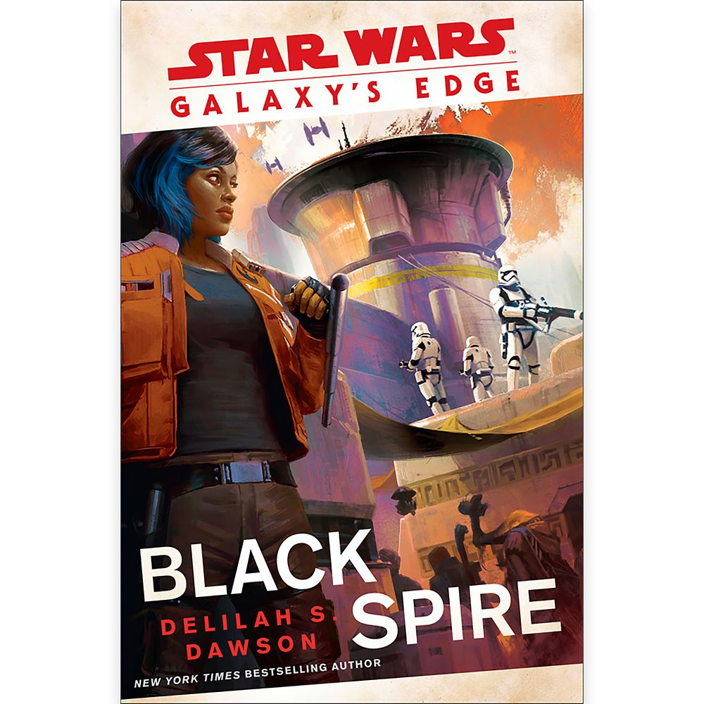 Star Wars: Galaxy's Edge Black Spire Book