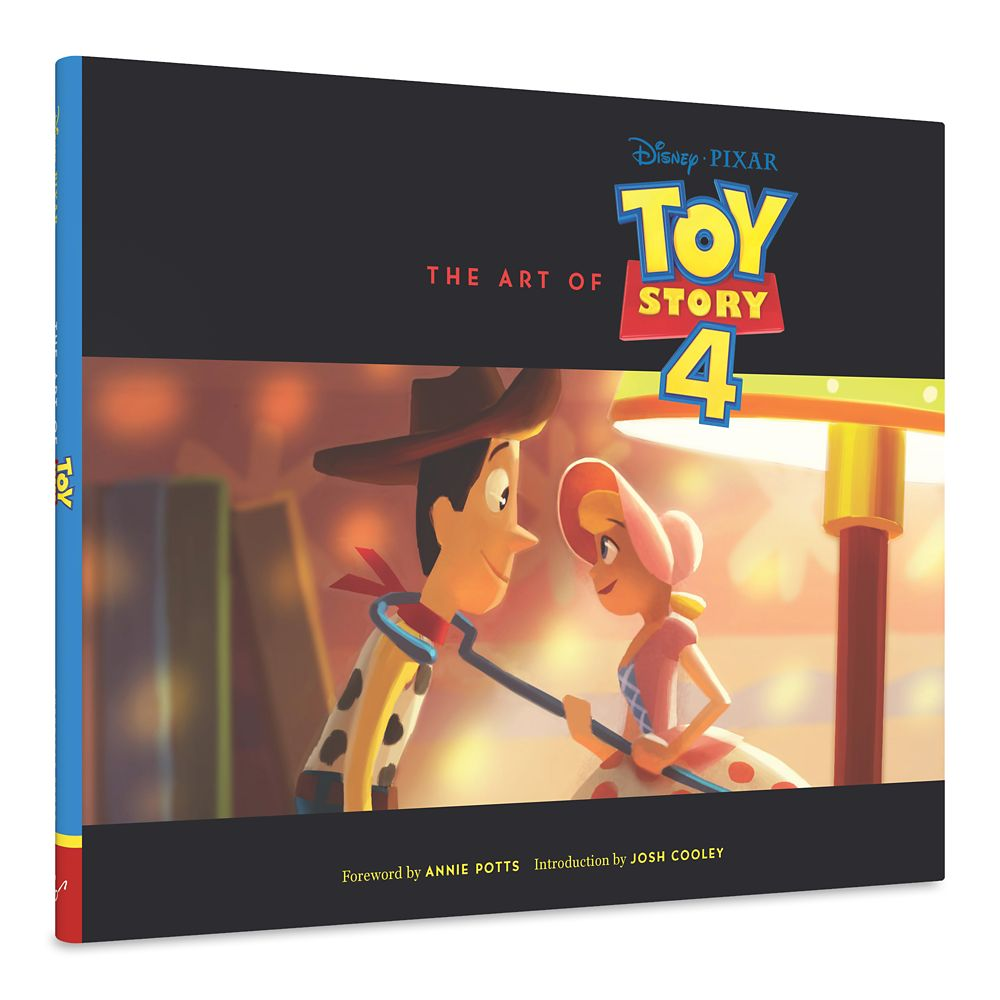 The Art of Toy Story 4 Book Official shopDisney