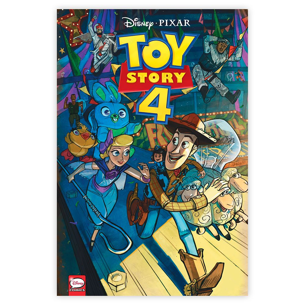 Toy Story 4 Graphic Novel