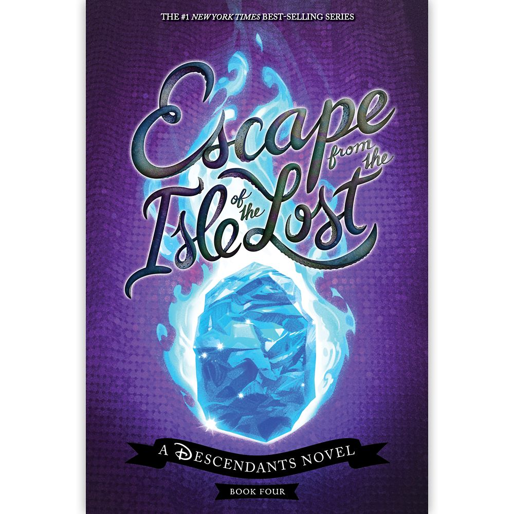 shopdisney.com - Escape from the Isle of the Lost: A Descendants Novel Official shopDisney 17.95 USD
