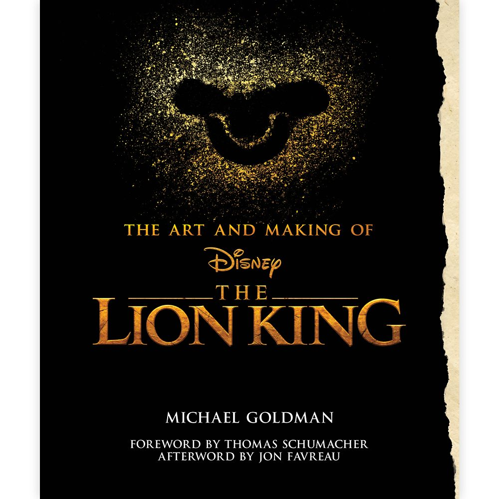 The Art and Making of Disney The Lion King Book