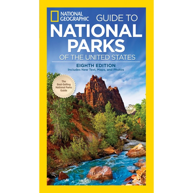 National Geographic Guide to National Parks of the United States Book – National Geographic
