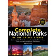 Complete National Parks of the United States Book – National Geographic